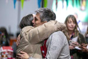 Tras la elección, Rossi felicitó a los ganadores y agradeció a los vecinos: «Redoblaremos esfuerzos por nuestra ciudad»