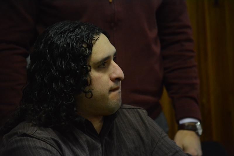Quedó firme la condena perpetua a Aldo Núñez.
