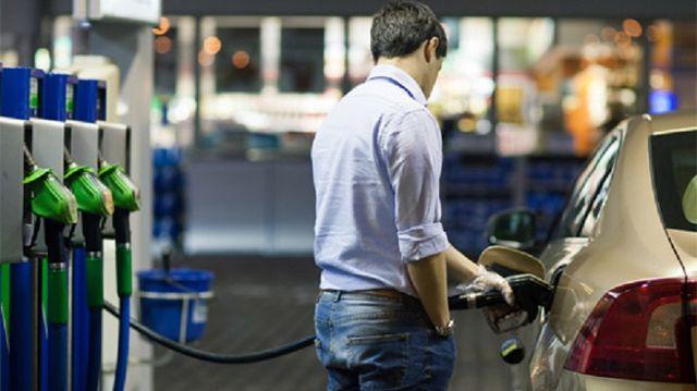 Autoservicio Combustible