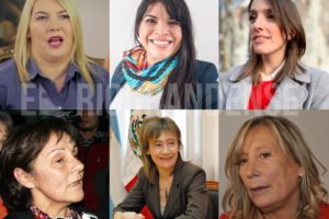 Candidatas Mujeres