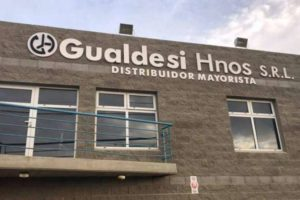Gualdesi Rio Gallegos