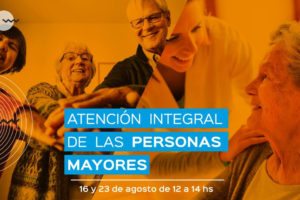 """Jornadas De """"atención Integral De Las Personas Mayores"""" Portada"""