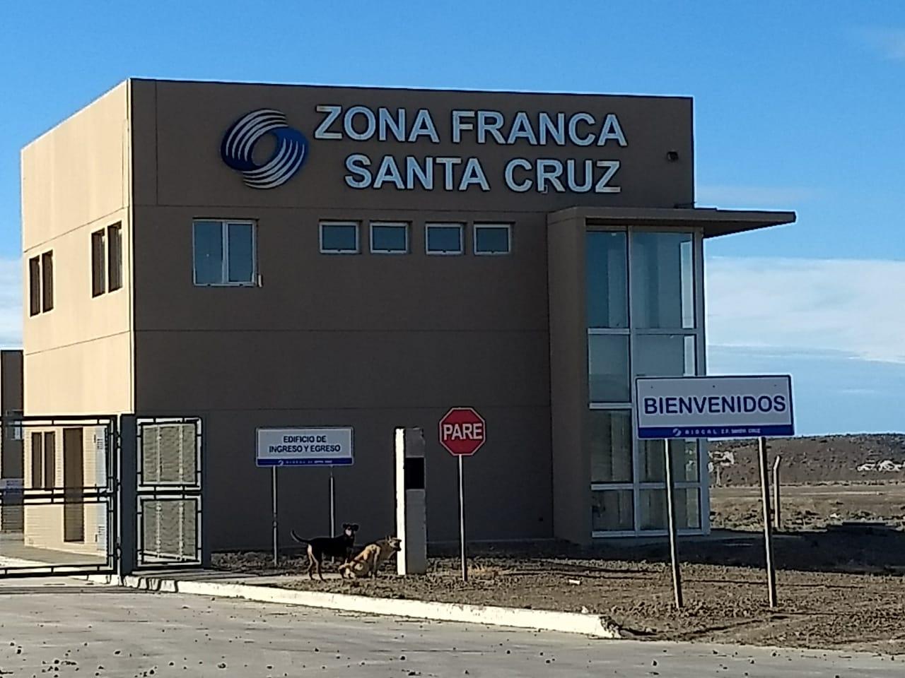 Zona Franca De Río Gallegos