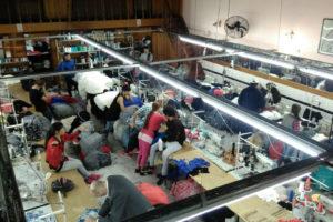 En cuatro años se perdieron 36.000 puestos de trabajo en el sector textil