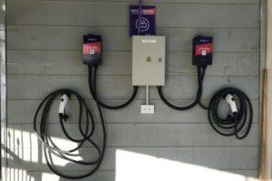 Los Vehículos Eléctricos Ya Tienen Su Terminal De Carga En Tolhuin