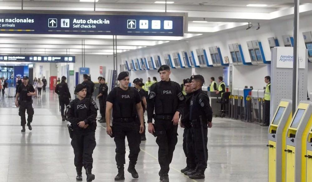 Policía De Seguridad Aeroportuaria Psa