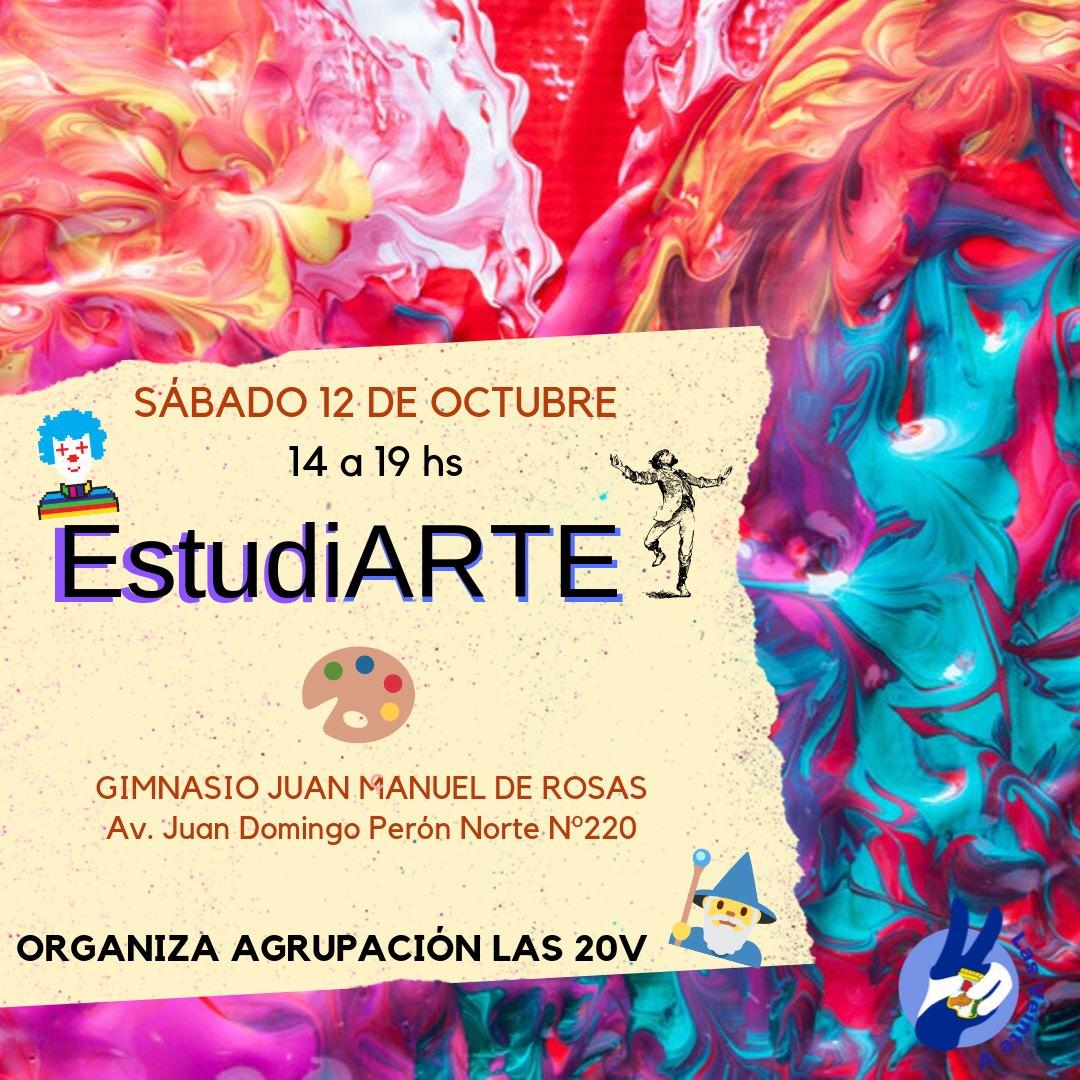 Primera Edición Del Evento Estudiarte