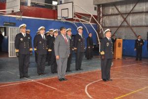 Arcando ParticipÓ De Acto Por El 69 Aniversario De La Base Aeronaval Ushuaia