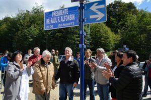 Calle Presidente Alfonsín 1