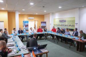 Reunión Para Fortalecer La Actividad Turística Antártica