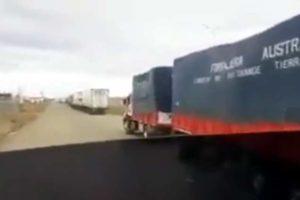 Camionero Aduana