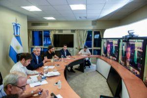 Conferencias Con Gobernadores