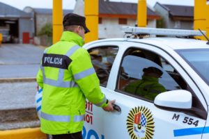 Hay 8 policías con COVID-19 y más de 90 aislados en Río Grande