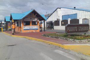 Ingreso Puerto De Ushuaia