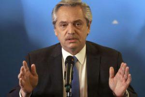 Alberto Fernandez (presidente)