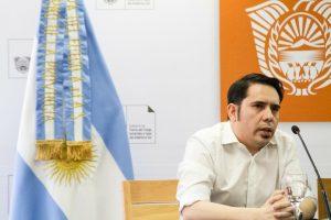"""Runin: """"Tierra del Fuego cuenta con una herramienta clave para la recuperación de la economía"""""""