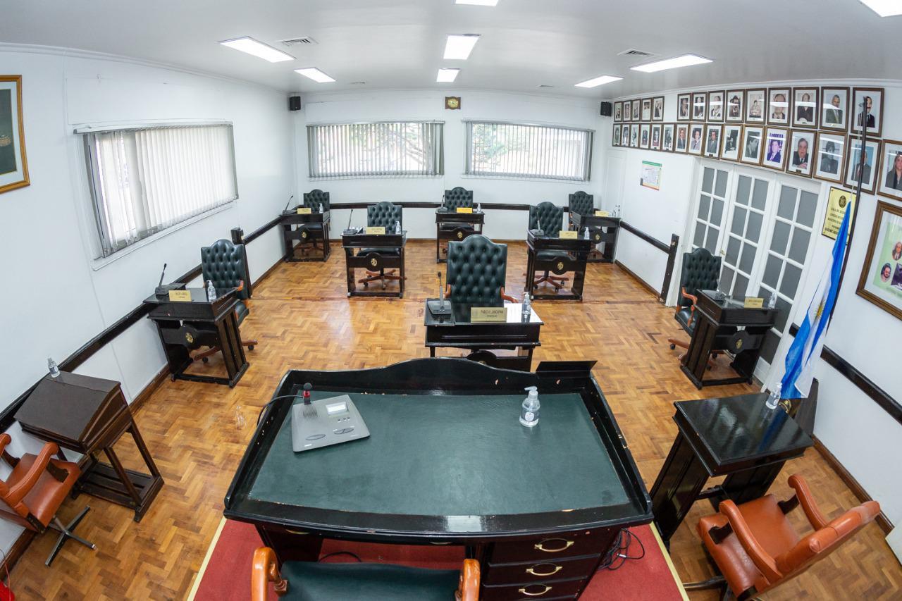 Sala De Desion Concejo