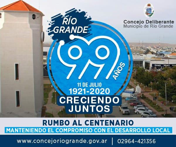 Banner 99 Años Rg 2020