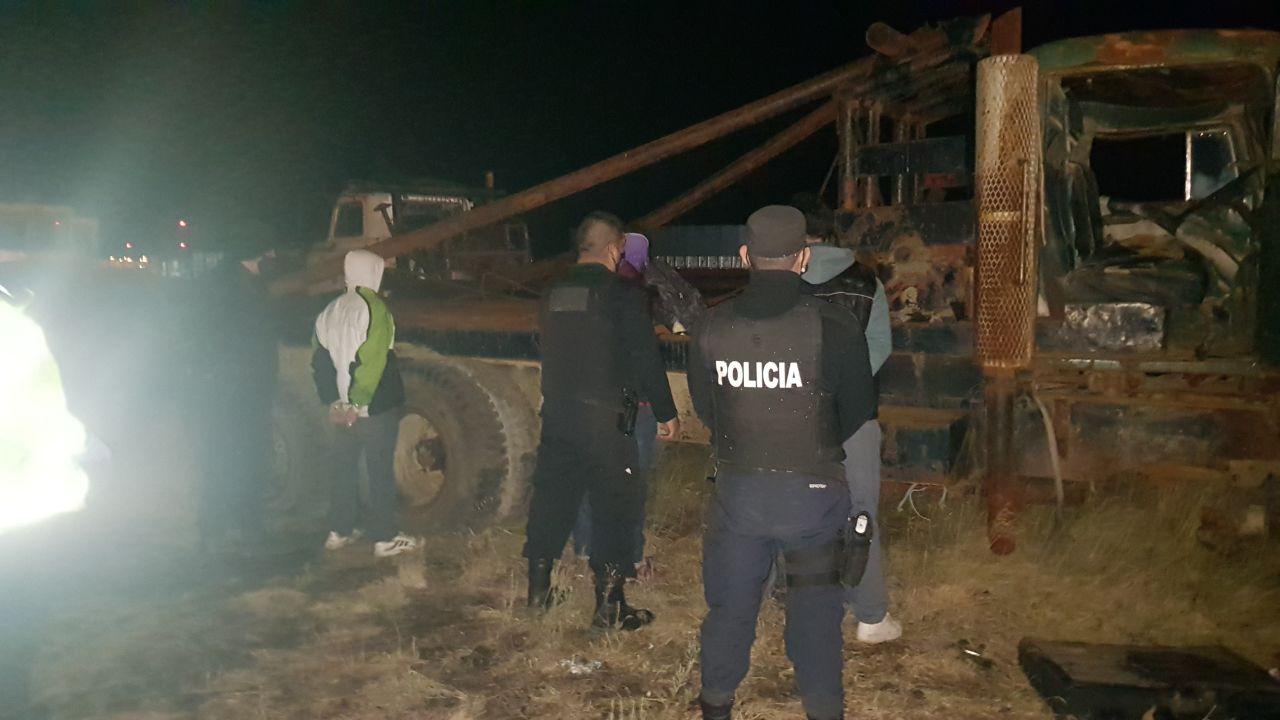 Detenidos Violar La Cuarentena