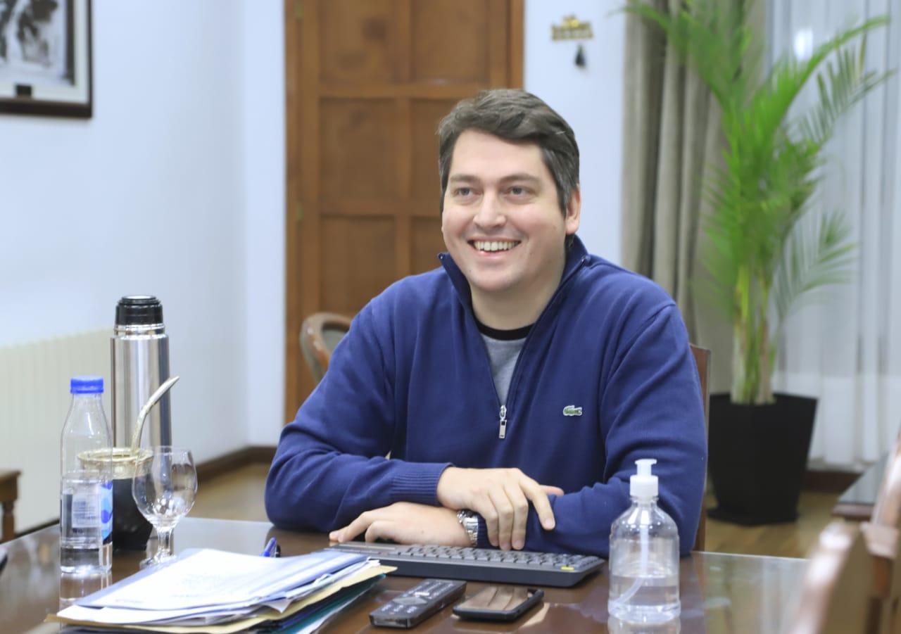 Martin Perez Jovenes
