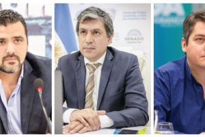 Energía: Los intendentes Vuoto y Perez pidieron sumar Tierra del Fuego a la distribución mayorista