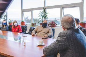 La municipalidad de Ushuaia agradeció al personal municipal de salud por su trabajo y saludó en su día a enfermeros y enfermeras
