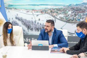 Vuoto planteó las preocupaciones sobre la temporada de turismo invernal a la secretaria de promoción turística de nación