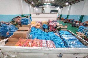 El municipio continúa acompañando a comedores y merenderos de la ciudad
