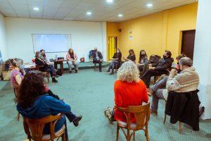 Se realizó el primer taller de cooperación y participación para el manejo de península mitre