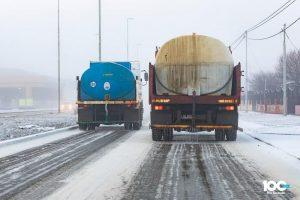 camion nieve