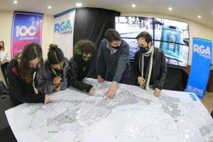 El Intendente anunció el programa «Reciclá y viajá»