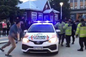 ushuaia polic