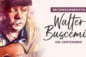Este viernes / Se entregarán los reconocimientos Walter Buscemi del Centenario
