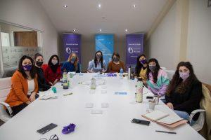 En la casa de la mujer de Ushuaia tiene sede el ministerio nacional de mujeres, género y diversidad