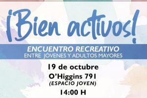 se viene un encuentro recreativo para jovenes y adultos mayores de la ciudad2